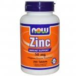 Now  Zinc 50 мг (250 таб)
